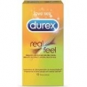 Durex Real Feel (Sin látex) 12 uds.