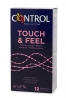Preservativos Control Touch & Feel 12